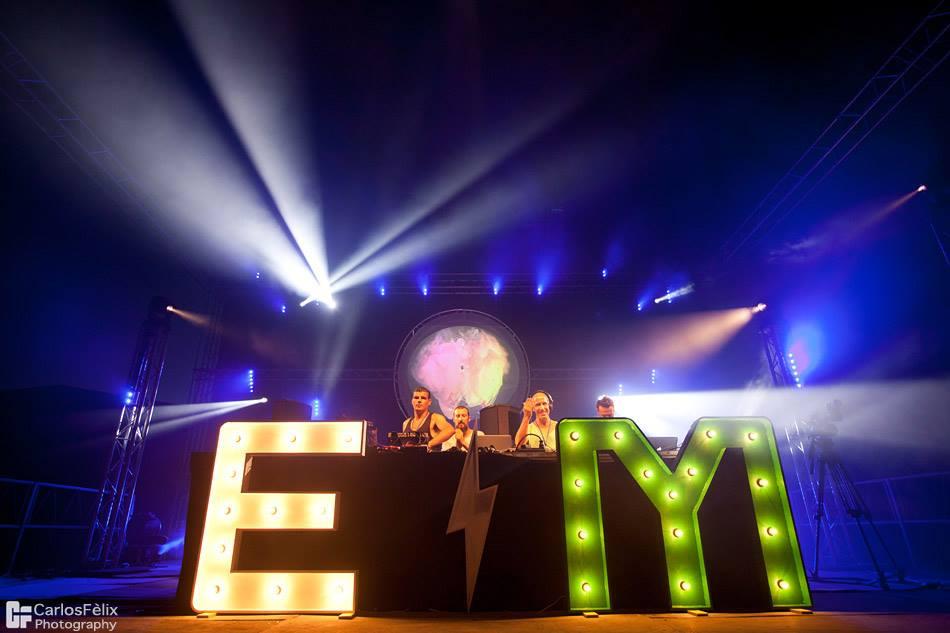 EM Festival Menorca alquiler sonido